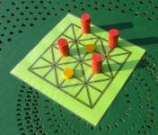 Board Game: Bagh Guti