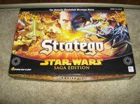 Board Game: Stratego: Star Wars Saga Edition