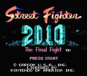 Video Game: Street Fighter 2010: The Final Fight