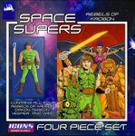 RPG Item: Space Supers #14: Rebels of Krobon