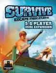 Board Game: Survive: Escape from Atlantis! 5-6 Player Mini Expansion