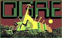 Video Game: Ogre (1986)