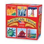 Board Game: American Trivia: Family Edition