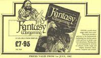 RPG: Fantasy Wargaming