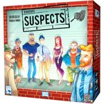 Board Game: Unusual Suspects