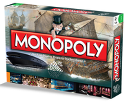 Board Game: Monopoly: The Mary Rose edition