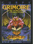 RPG Item: GURPS Grimoire