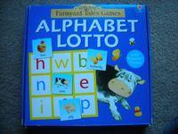 Board Game: Alphabet Lotto: Farmyard Tales Games