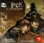Board Game: Mr. Jack Pocket