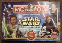 Board Game: Monopoly: Star Wars Episode II