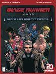 Board Game: Blade Runner 2049: Nexus Protocol