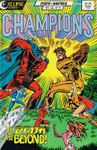 Issue: Champions Mini-Series (Issue 6 - Feb 1987)