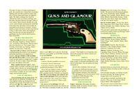 RPG Item: Guns and Glamour