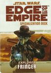 RPG Item: Edge of the Empire Specialization Deck: Explorer Fringer