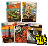 Board Game: Space Race: The Card Game