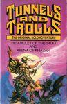 RPG Item: The Amulet of the Salkti and Arena of Khazan