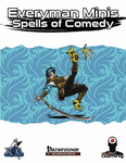 RPG Item: Everyman Minis: Spells of Comedy