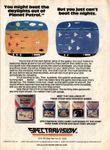 Video Game: Planet Patrol (Atari 2600)