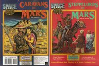RPG Item: Caravans of Mars & Steppelords of Mars