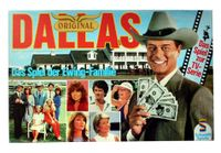 Board Game: Dallas: A Game of the Ewing Family