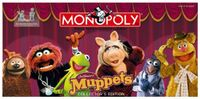 Board Game: Monopoly: Muppets