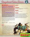RPG Item: Gingerbread Golem Swarm (BASH!)