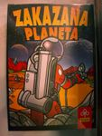 Board Game: Zakazana Planeta