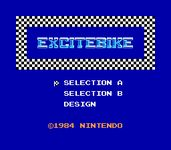 Video Game: Excitebike
