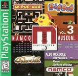 Video Game Compilation: Namco Museum Volume 3
