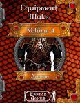 RPG Item: Equipment Maker Volume 4: Armour