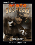 RPG Item: Usual Suspects