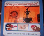 Board Game: Bürgermeisterspiel: Werde Bürgermeister in Lüneburg