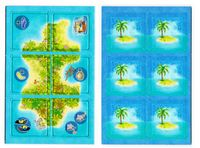 Board Game: Carcassonne: Südsee – Freitag