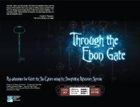 RPG Item: Through the Ebon Gate