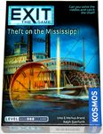 Board Game: Exit: The Game – Theft on the Mississippi
