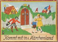 Board Game: Kommt mit ins Märchenland