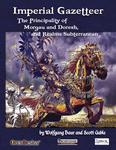 RPG Item: Imperial Gazetteer (Pathfinder)