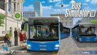 Video Game: Bus Simulator 16