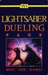 Board Game: Star Wars Lightsaber Dueling