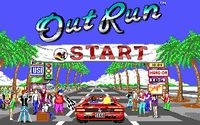 Video Game: Out Run