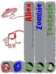 Board Game: Alien Zombie Tentacle Apocalypse