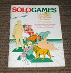 Board Game: Solo Games