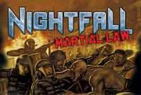 Board Game: Nightfall: Martial Law