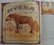 Board Game: Hyena