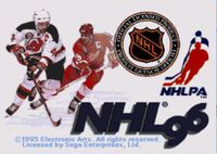 Video Game: NHL 96