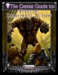 RPG Item: The Genius Guide to: Feats of Immediate Action
