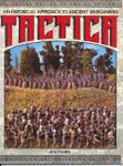 Board Game: Tactica: An Historical Approach to Ancient Wargaming