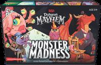 Board Game: Dungeon Mayhem: Monster Madness