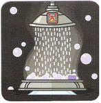 Board Game: Panic Lab: Shower