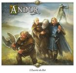 Board Game: Legends of Andor: The King's Escort